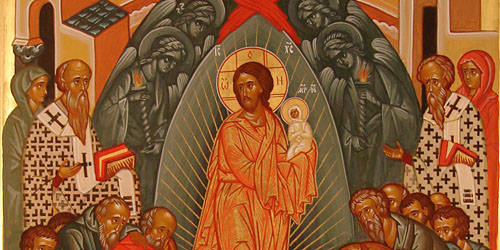 Russian Icon Tradition Is 74