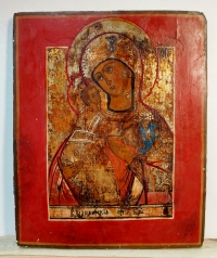 Russian Icon - Our Lady of Vladimir