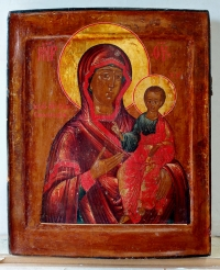 Russian Icon - Our Lady of Smolensk