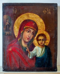 Russian Icon - Our Lady of Kazan